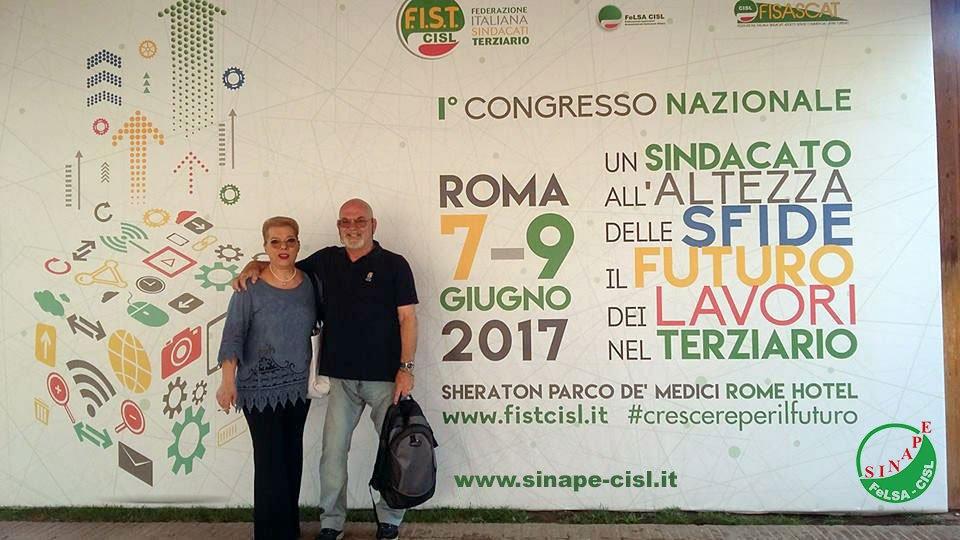 Primo Congresso Nazionale Fist, Federazione Italiana Sindacati del Terziario