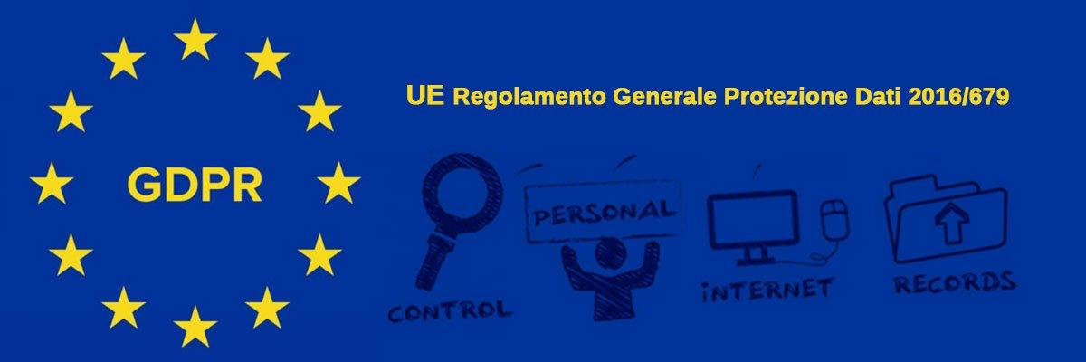 Regolamento UE 679 / 2016